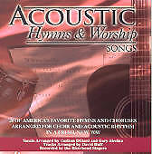 Acoustic Hymns and Worship Songs Listening CD