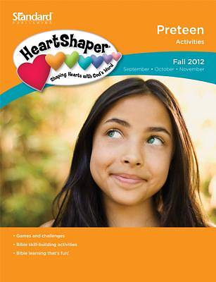 Standards HeartShaper PreTeen Student Fall 2012