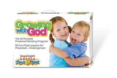 Growing with God Kit