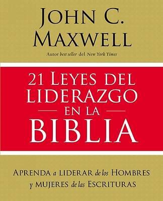 Picture of 21 Leyes del Liderazgo En La Biblia