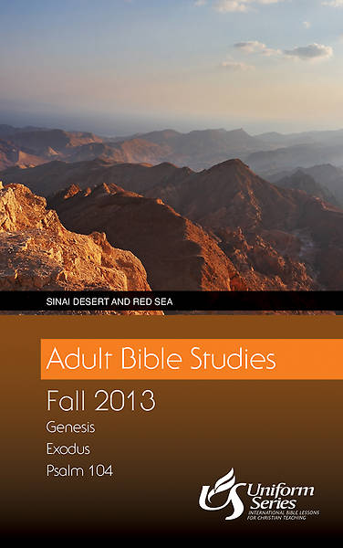 Adult Bible Studies Fall 2013 Student
