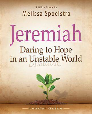 Picture of Jeremiah - Women's Bible Study Leader Guide - eBook [ePub]