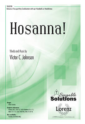 Hosanna! Unison or Two-part