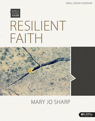 Picture of Resilient Faith Volume 4 DVD Leader Kit