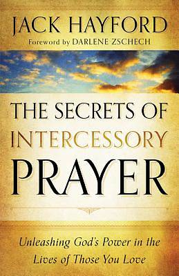 Picture of Secrets of Intercessory Prayer, The [ePub Ebook]