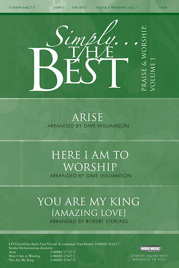 Simply...the Best Easter, Volume 1 Booklet