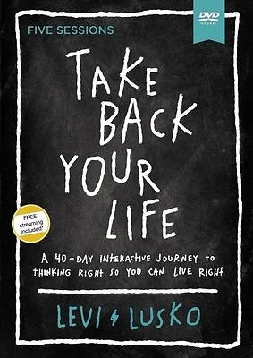 Picture of Take Back Your Life Video Study DVD