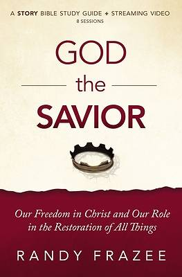 Picture of The Story of God the Savior Study Guide