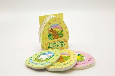 Picture of Easter Egg Board Books, 3 Pack