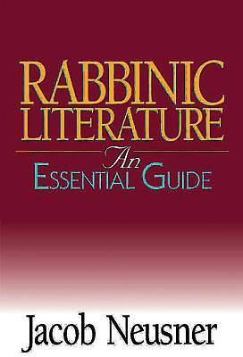 Picture of Rabbinic Literature