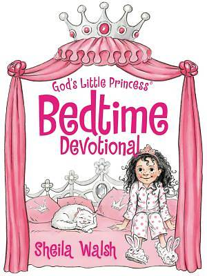 Picture of God's Little Princess Bedtime Devotional