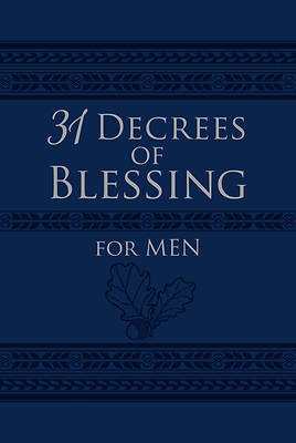 Picture of 31 Decrees of Blessing for Men
