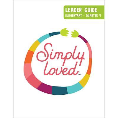 Picture of Simply Loved Q4 Elementary Leader