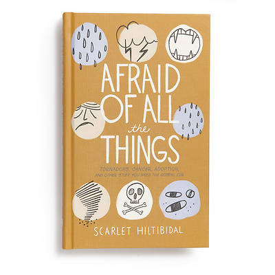 Picture of Afraid of All the Things