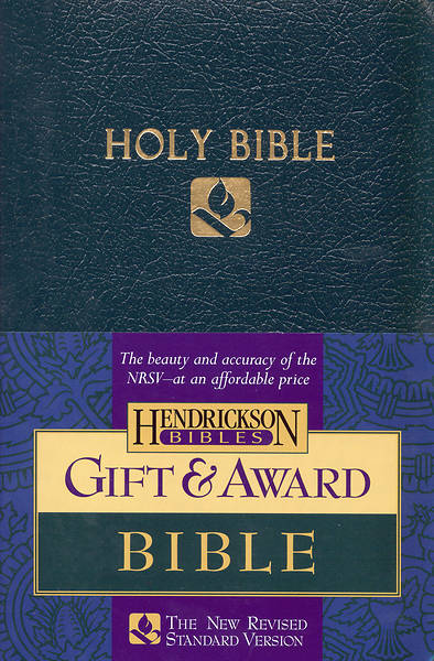 Gift & Award Bible NRSV (Green)