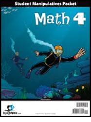 Math Grade 4 Student Manipulatives 3rd Edition