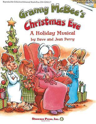 Granny McBees Christmas Eve; A Holiday Musical With CD (Audio)