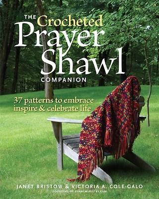 Picture of Crocheted Prayer Shawl Companion