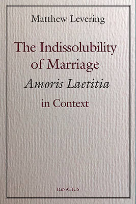 Picture of The Indissolubility of Marriage