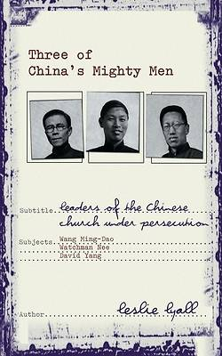Picture of Three of China's Mighty Men