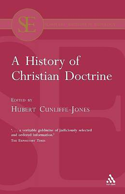 Picture of A History of Christian Doctrine