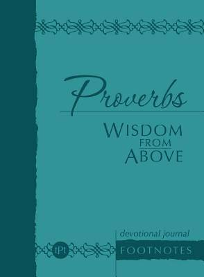 Picture of Proverbs Wisdom from Above