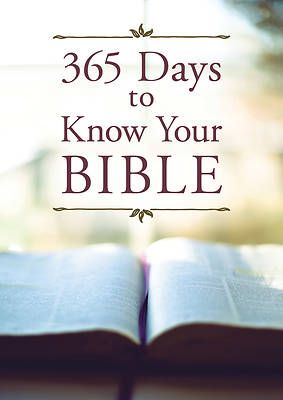 Picture of 365 Days to Know Your Bible