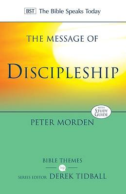 Picture of The Message of Discipleship