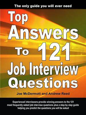 Top Answers to 121 Job Interview Questions [Adobe Ebook]