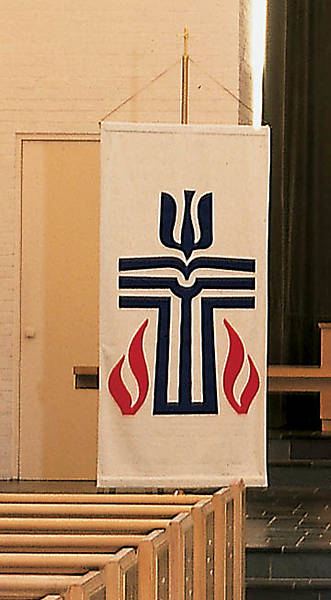 Picture of Presbyterian 4ftx10ft Banner