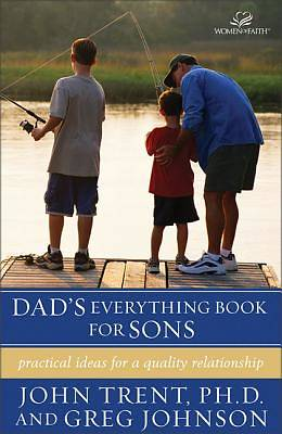 Dads Everything Book for Sons