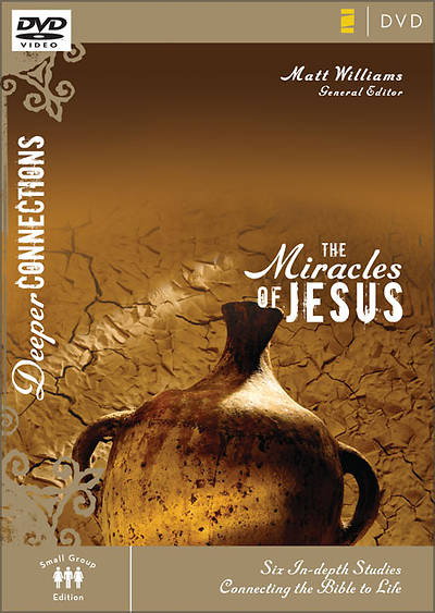 The Miracles of Jesus Small Group DVD