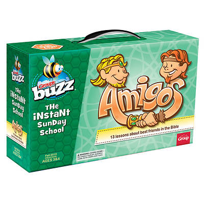 Groups  Buzz Amigos Preschool Kit Fall 2012
