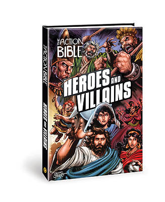 Picture of The Action Bible