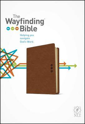 Picture of Wayfinding Bible-NLT