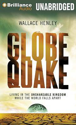 Globequake Audiobook - CD