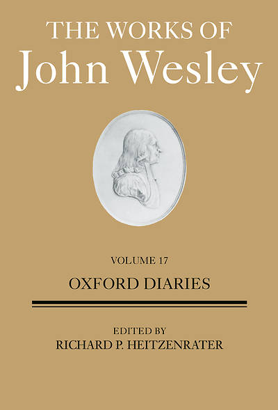 Picture of The Works of John Wesley, Volume 17