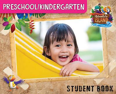 Picture of Vacation Bible School (VBS) 2021 Discovery on Adventure Island Preschool/Kindergarten Student Book (Pkg of 6)