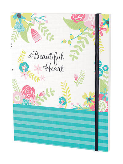 Beautiful Beyond Words - 7.5 x 10 Journal