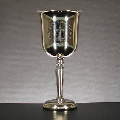 Picture of Chalice Presbyterian Church (USA) Spun Pewter