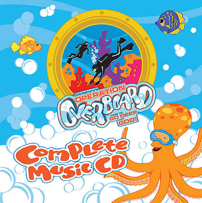 Vacation Bible School 2012 Operation Overboard MP3 Download- Operation Overboard- Single Track VBS