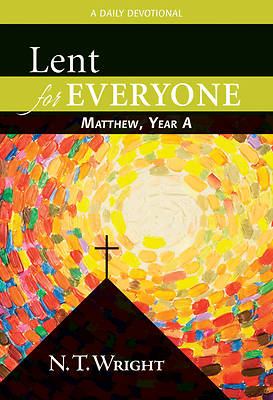 Picture of Lent for Everyone: Matthew, Year A