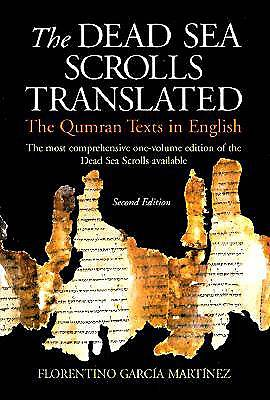 The Dead Sea Scrolls Translated