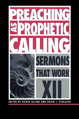Picture of Preaching as Prophetic Calling