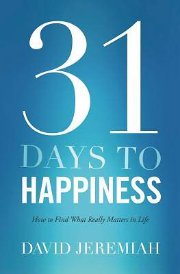 Picture of 31 Days to Happiness