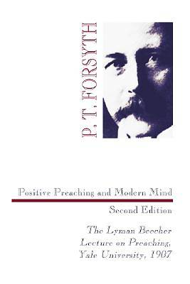 Picture of Positive Preaching and Modern Mind, Second Edition