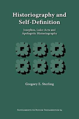 Historiography and Self-Definition