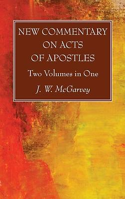 Picture of New Commentary on Acts of Apostles