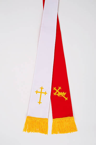 Economy Reversible Clergy Stole