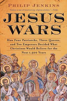 Picture of Jesus Wars